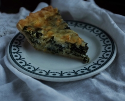 The Obamas' White House Spinach Pie