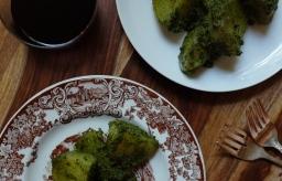 Cilantro-Pecan Pesto