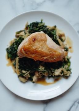 Pickle-Brined Chicken