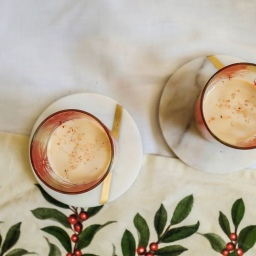 Eggnog for Two